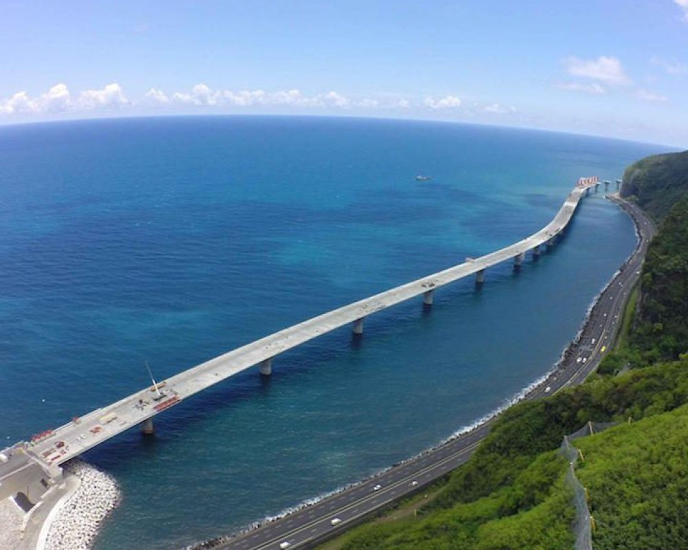 Viaducto NRL Réunion